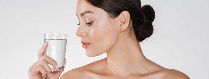 idratazione pelle acqua sole